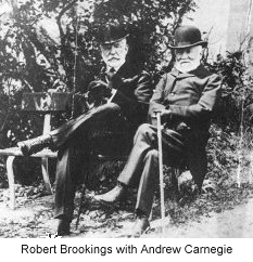 Brookings and Carnegie