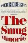 Cover of the Smug Minority by Pierre Berton